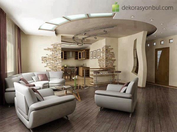 idee di decorazione della casa , stile moderno decorazione della casa ...