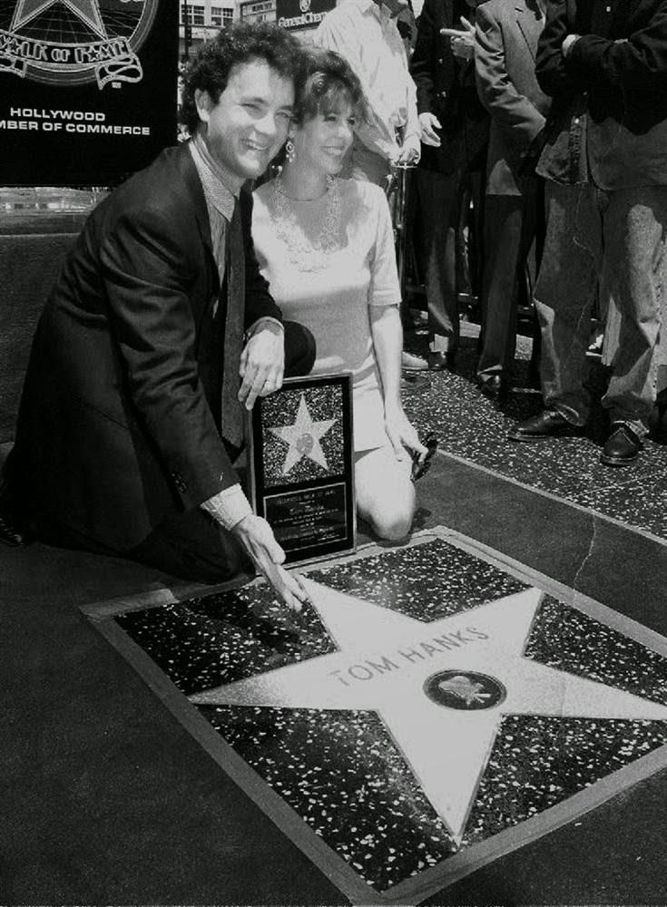 Хэнкс получил свою звезду