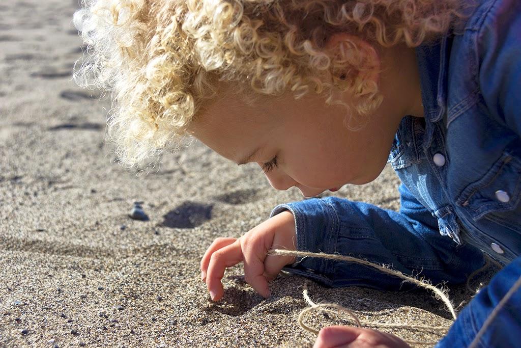 fotografía en exteriores infantil