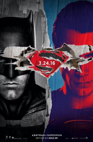 Batman v Superman: Dawn of Justice: Poster