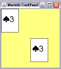 how to make a deck of cards in java