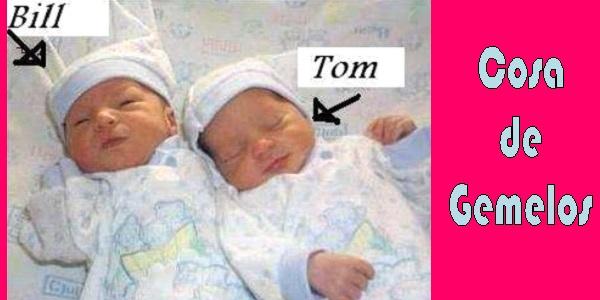 Cosa de gemelos