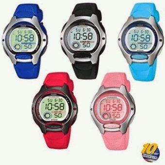 Casio LW-200 Original model jam tangan pria populer trendy ngetrend tahun ini 2014