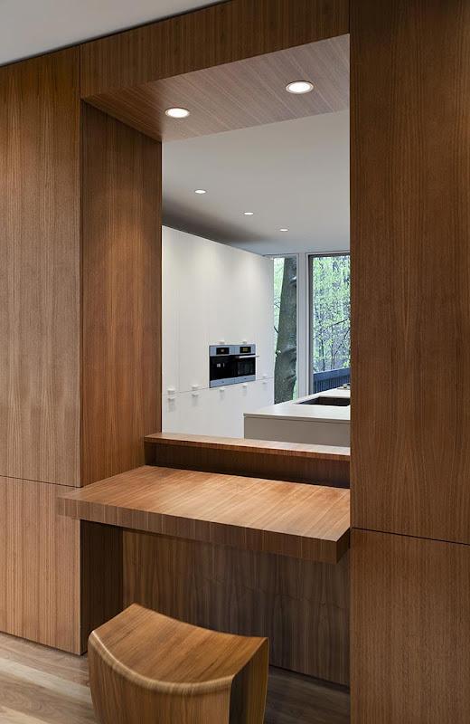 Interiores minimalistas 40 a os despu s por david - Chimeneas minimalistas ...