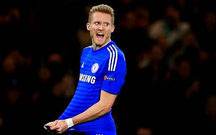 Andre Schurrle wanted to stay at Chelsea