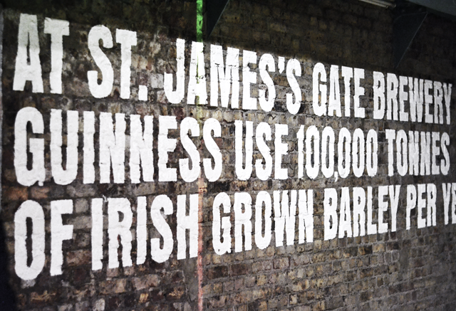 Guinness, storehouse, brewery, dublin, quote, made of, beer, irish