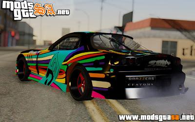 SA - Mazda RX-7