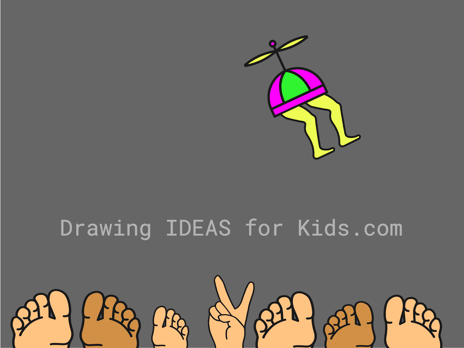 EASY COOL DRAWING IDEAS for KIDs