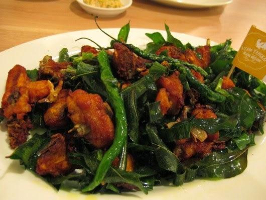 Ayam Tangkap Pedas Khas Aceh
