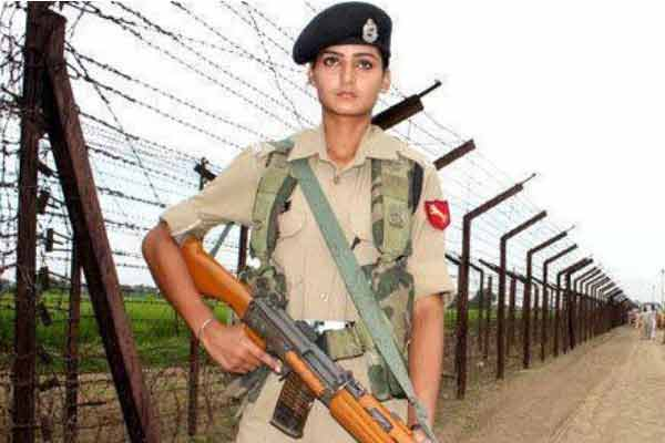 India to Set Up Women Security Officers at Pakistani Border Areas