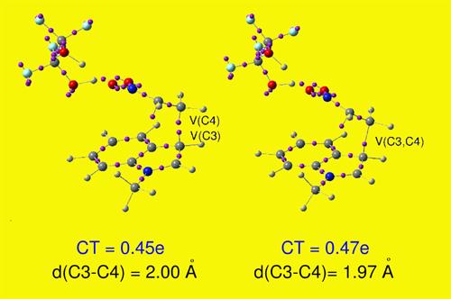 C-C bond formation in polar processes