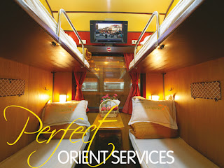 Orient Express Train Sapa