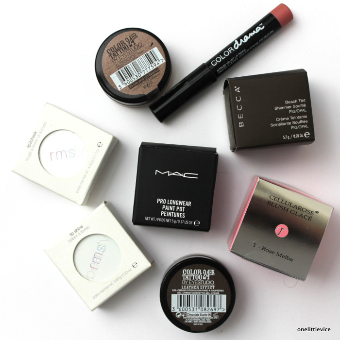 one little vice beauty blog: high end luxury makeup haul