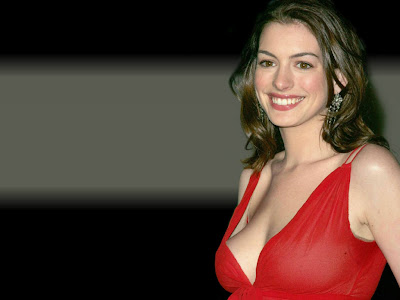 anne hathaway hot wallpaper and photos