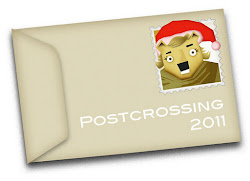 Postcrossing 2011