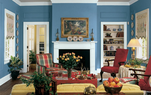 Tips for Choosing Paint Colors for Living Room | Daily Home and ...