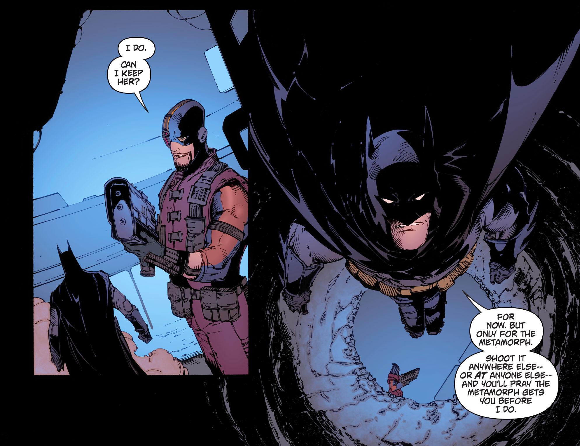 Batman: Arkham Knight [I] Issue #24 #26 - English 18