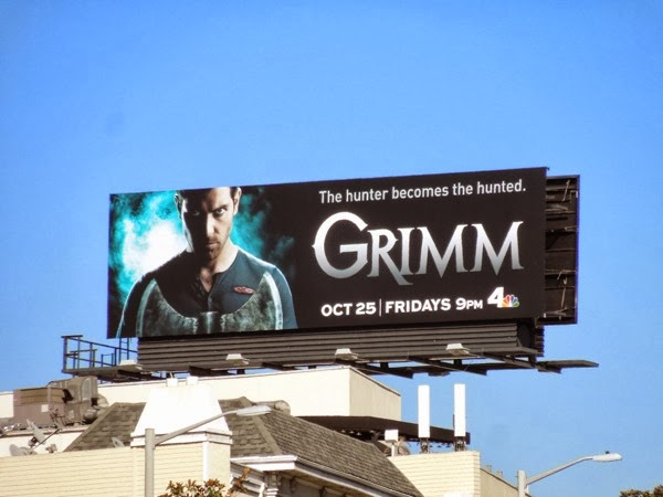 Grimm 3 hunter becomes hunted billboard