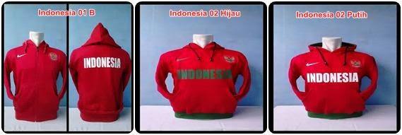 Jaket Bola Indonesia Murah