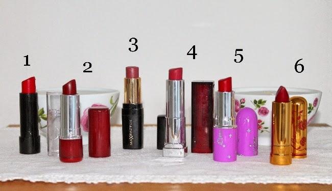 6 retro lipsticks for any budget via lovebirds vintage