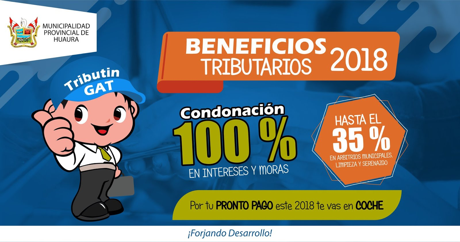 MUNICIPALIDAD PROVINCIAL DE HUAURA