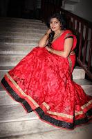 Soumya sizzling in half saree 014.JPG
