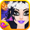 Halloween Salon App iTunes App Icon Logo By Libii Tech Limited - FreeApps.ws