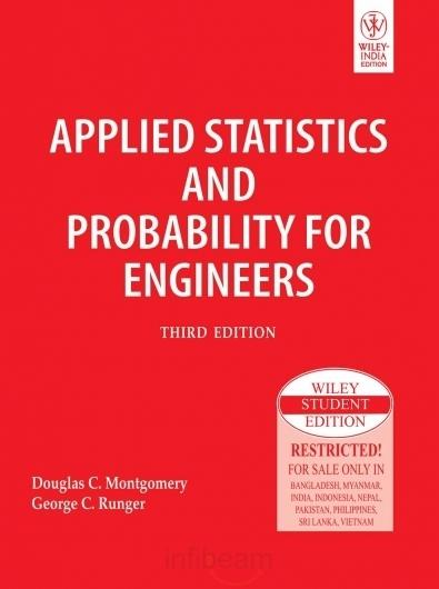 Book Download  Applied Statistics And Probability For Engineers  Solution Manual