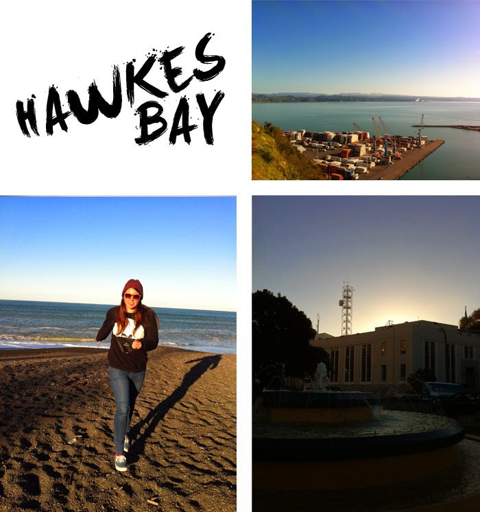 Weekend Away in Hawkes Bay | Melody Mackereth and the Glorious Bandits Blog