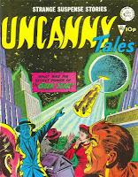 Alan Class, Uncanny Tales