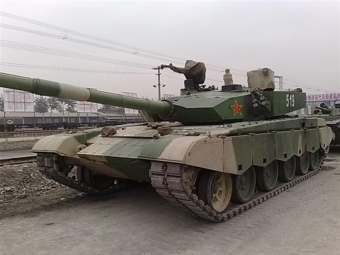 مسابقة الأسئلة العسكرية 2014 . إدخل و فوز بجوائز! - صفحة 3 ZTZ99ZTZ99AZTZ99A2WZ123+Main+Battle+Tank+%282%29