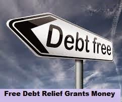 free_debt_relief_grants_money