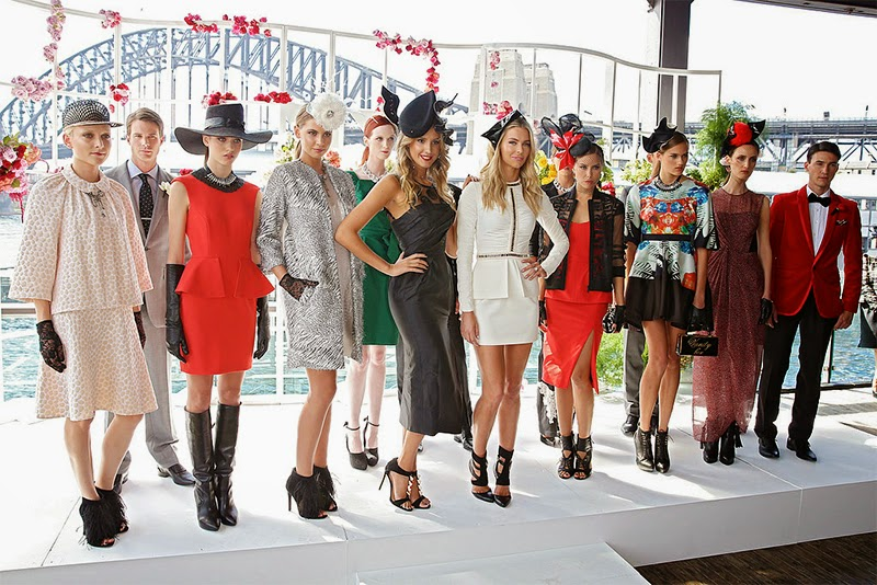 Fashion at the Races Horse Racing Fashion Style Millinery 71