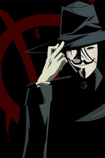 Cómic V Vendetta