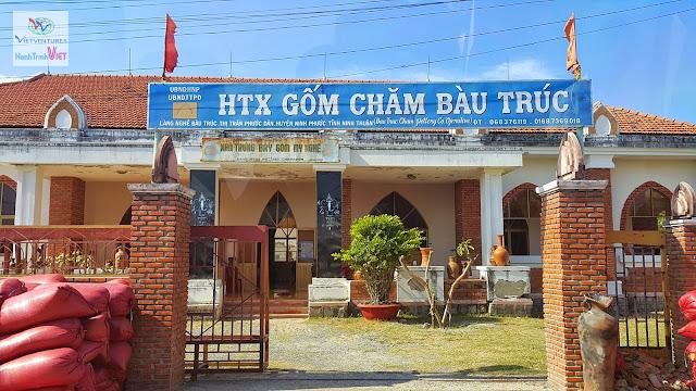 Tham quan làng gốm Bàu Trúc ở Ninh Thuận