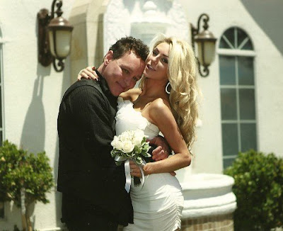 Courtney Stodden married