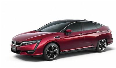 Η Honda στο Σαλόνι Αυτοκινήτου του Τόκυο 2015