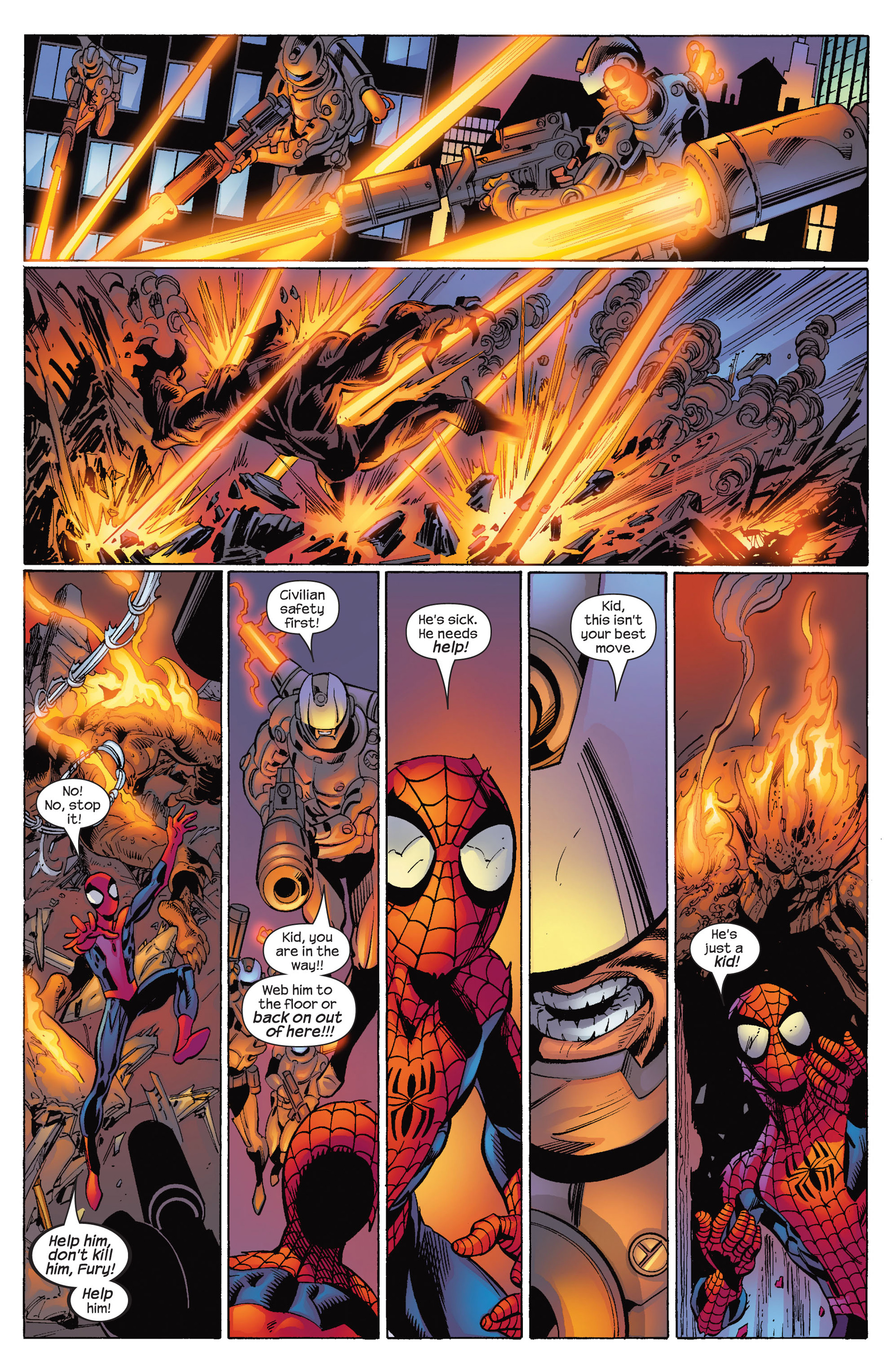 Ultimate Spider-Man (2000) Issue #77 #81 - English 12