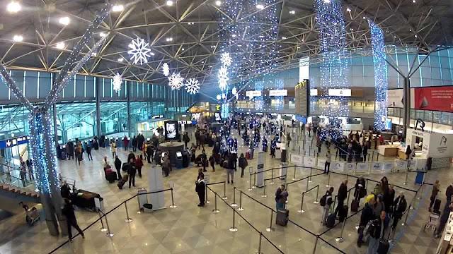Hongkong International Airport