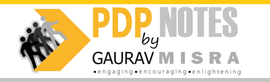 PDP NOTES By Gaurav Misra