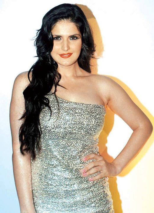 indian stunning actress zarine khan hot sexy n stunning latest pics