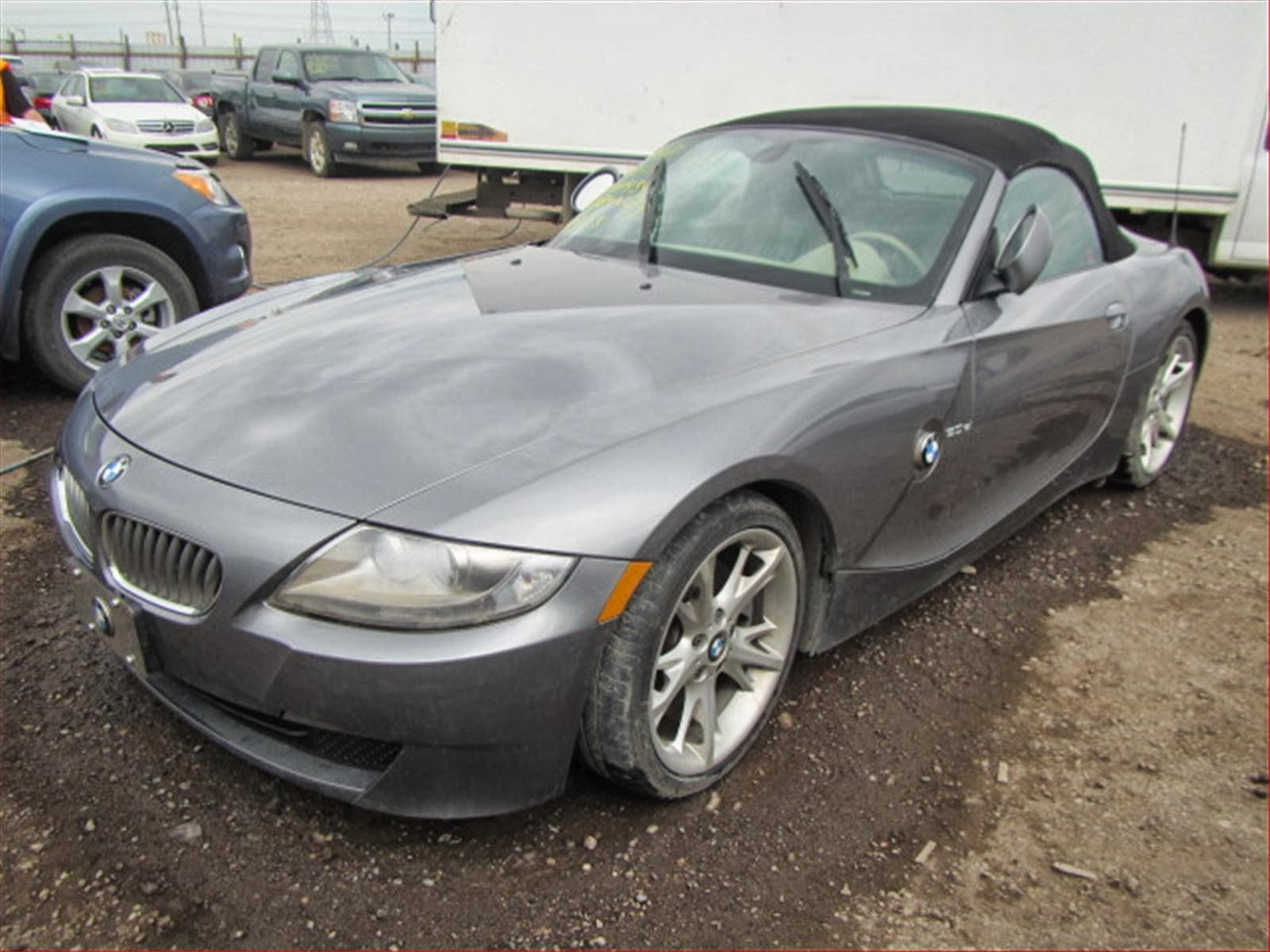 Mostly German Auto Recycling 2008 Bmw Z4 Transmission