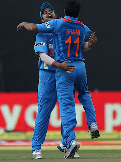 Suresh-raina-and-Shami-Ahmed