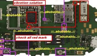 Nokia 6303i buzzer