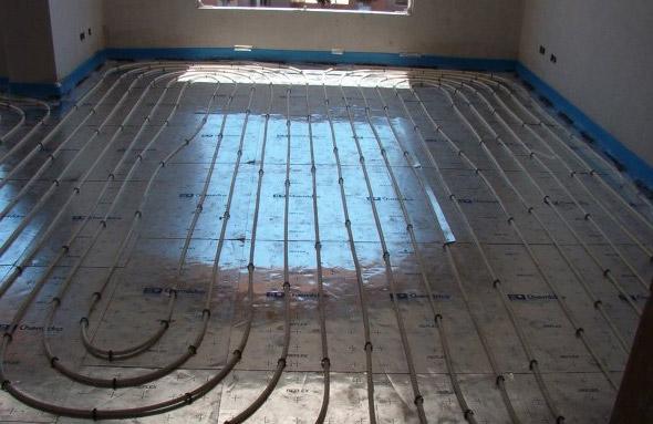 Calefacci n por suelo radiante en zaragoza dpv for Presupuesto suelo radiante