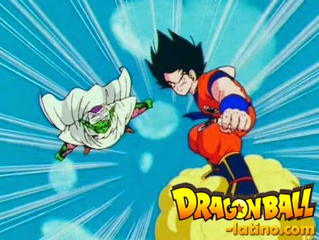 Dragon Ball Z capitulo 1