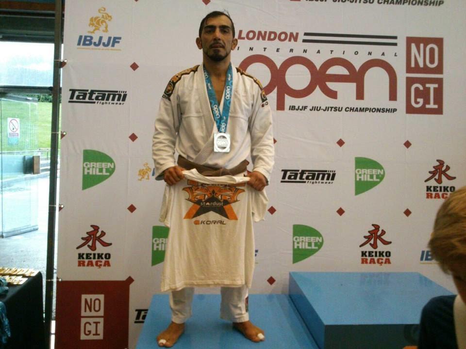 Argento London Open 2014