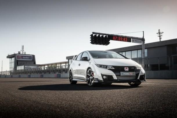 Honda apresenta detalhes do novo Civic Type R 2015