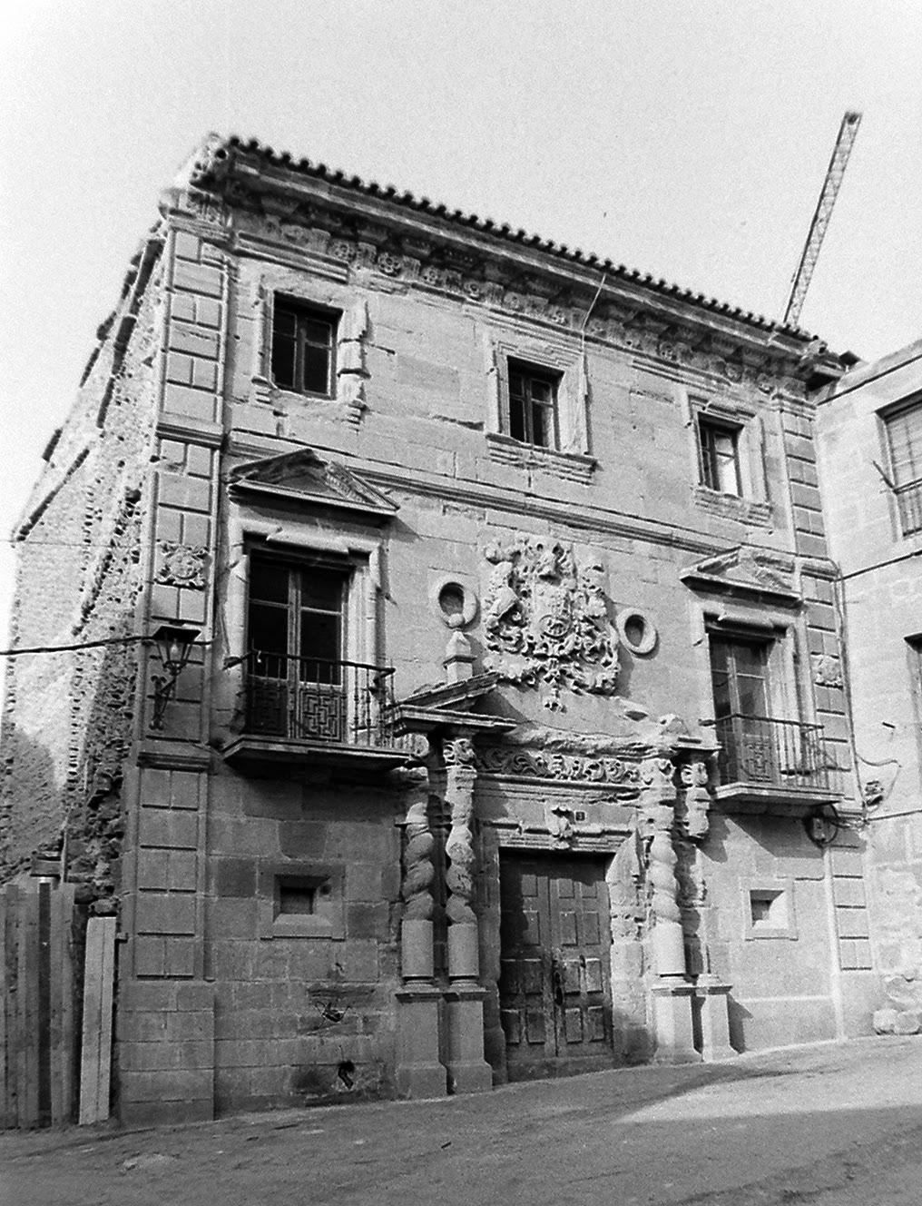 Casas solariegas en la rioja 181 haro i palacio de los - Casas prefabricadas la rioja ...