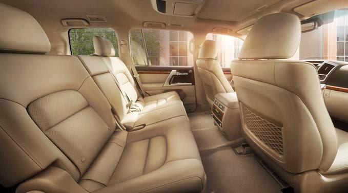 2015 Toyota Land Cruiser Release Date